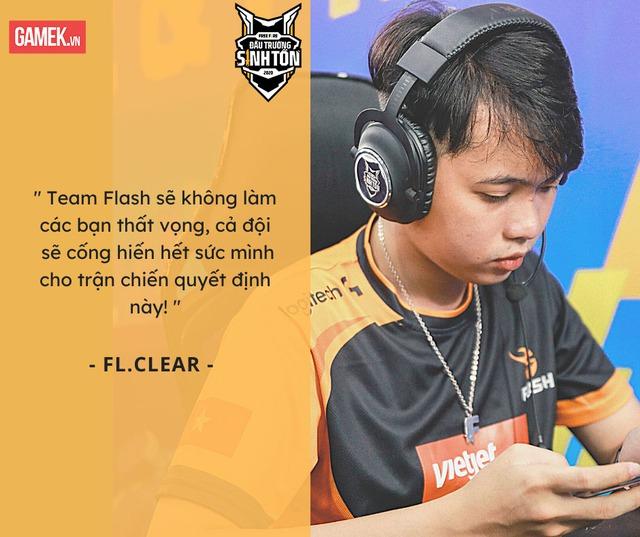 Team Flash Free Fire: Niềm tin của người hâm mộ chính là động lực vô giá của tụi mình cho trận chung kết Đấu Trường Sinh Tồn mùa Đông - Ảnh 4.