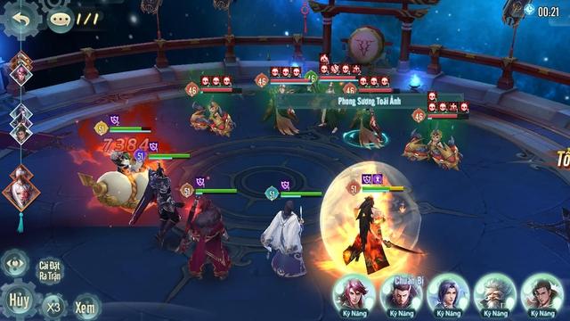 Nghịch Mệnh Sư: Liều lĩnh đập đi xây lại, nỗ lực đưa game chiến thuật về đúng vị trí tối cao vốn có - Ảnh 4.