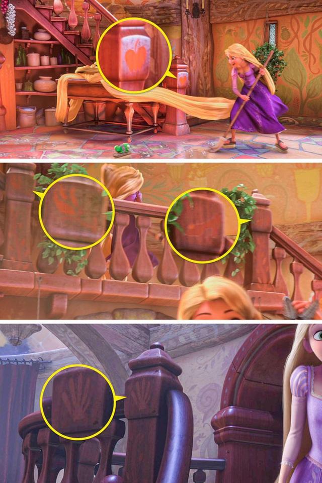5 chi tiết siêu nhỏ nhưng ẩn giấu nhiều ý nghĩa trong các bộ phim của Disney: Tinh tế là đây chứ đâu - Ảnh 5.