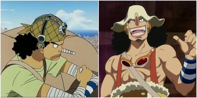 One Piece: Sau hơn 20 năm, sự thay đổi lớn nhất của băng Mũ Rơm là những tâm hồn to và tròn hơn (P1) - Ảnh 3.