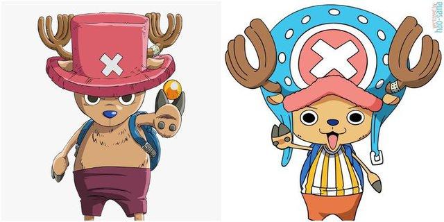 One Piece: Sau hơn 20 năm, sự thay đổi lớn nhất của băng Mũ Rơm là những tâm hồn to và tròn hơn (P1) - Ảnh 5.