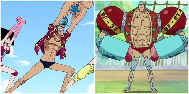 One Piece: Sau hơn 20 năm, sự thay đổi lớn nhất của băng Mũ Rơm là những tâm hồn to và tròn hơn (P2) - Ảnh 2.