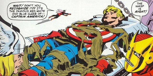 Đội trưởng Mỹ đã bị đóng băng trong bao lâu kể từ trận chiến với Đầu lâu Đỏ - Ảnh 2.