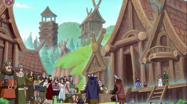 5 địa điểm huyền thoại trong One Piece Luffy chưa có cơ hội ghé thăm - Ảnh 4.