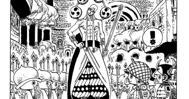 5 địa điểm huyền thoại trong One Piece Luffy chưa có cơ hội ghé thăm - Ảnh 5.
