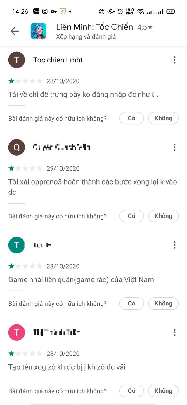 LMHT: Tốc Chiến ăn bão 1 sao của người Việt, đọc bình luận tục tĩu mới hiểu vì sao Việt Nam sẽ được chơi riêng - Ảnh 5.