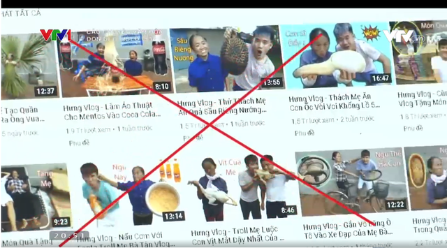 NTN xuất hiện trên phóng sự VTV, được khen ngợi vì sự thay đổi, Hưng Vlog tiếp tục bị ném đá - Ảnh 3.