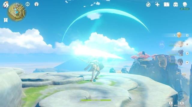Đánh giá Genshin Impact trò chơi anime miễn phí của miHoYo - Ảnh 1.
