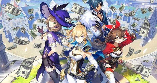 Genshin Impact đã thay đổi cái nhìn của thế giới về game Trung Quốc - Ảnh 2.