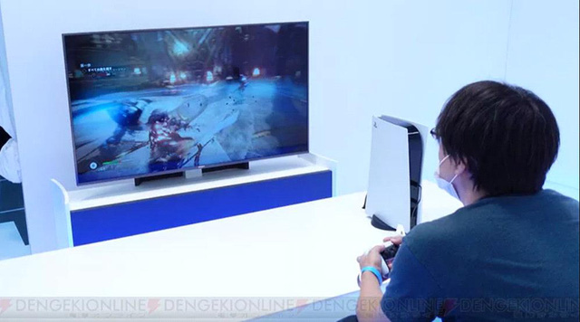 Video trải nghiệm thực tế PS5, đẹp tuyệt vời, thiết kế siêu sang - Ảnh 1.