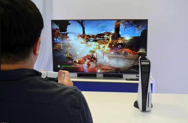 Video trải nghiệm thực tế PS5, đẹp tuyệt vời, thiết kế siêu sang - Ảnh 3.