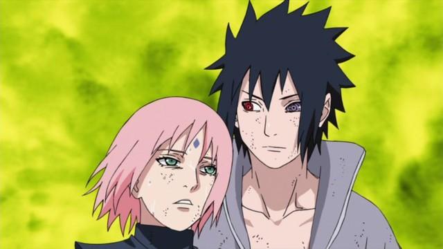 10 khoảnh khắc tuyệt vời của cặp đôi Sasuke - Sakura trong series Naruto và Boruto - Ảnh 7.
