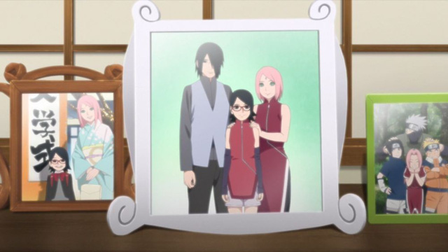 10 khoảnh khắc tuyệt vời của cặp đôi Sasuke - Sakura trong series Naruto và Boruto - Ảnh 10.