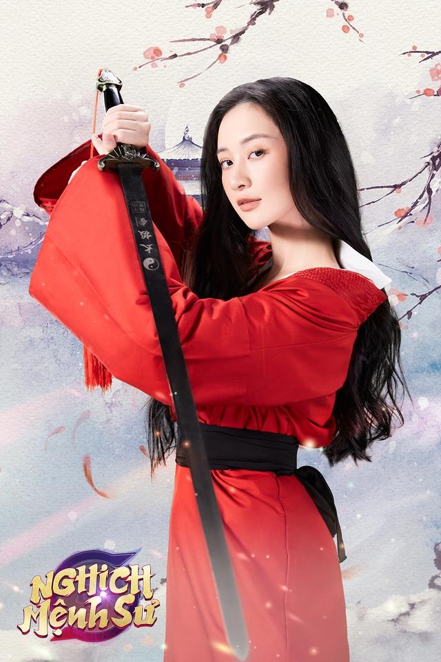 Nữ thần bị chê đơ ngang Lưu Diệc Phi, cộng đồng game thủ: Jun Vũ bất diệt, Dota2vn mãi là thành trì vĩnh cửu của Phương Anh - Ảnh 7.
