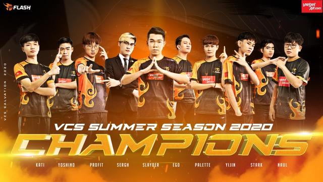 Vô địch VCS 2 lần liên tiếp nhưng Team Flash vẫn thay máu lực lượng cực mạnh, EGO, Naul và ít nhất một cái tên nữa ra đi - Ảnh 6.