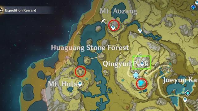 Genshin Impact: Hướng dẫn cách chinh phục biệt phủ trên mây, điểm cao nhất trên bản đồ để nhặt ngay 3 rương hiếm - Ảnh 2.
