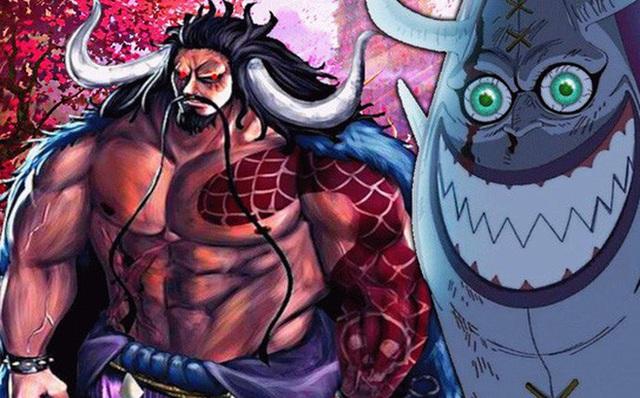 Top 5 cuộc đụng độ long trời lở đất giữa những quái vật trong One Piece - Ảnh 2.