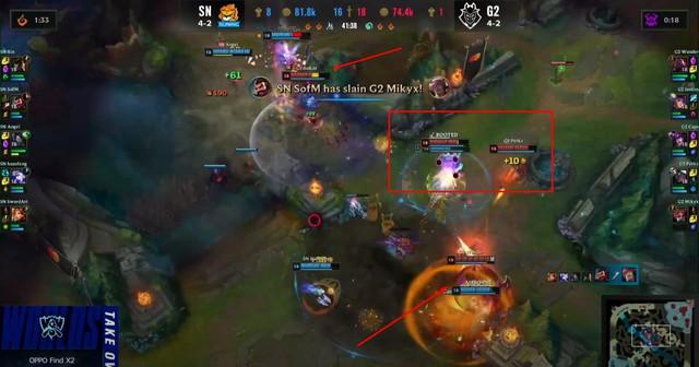 Mắc sai lầm chí mạng khi cố bait Linh Hồn Rồng, G2 Esports đã phải ôm hận trước Suning và SofM - Ảnh 2.