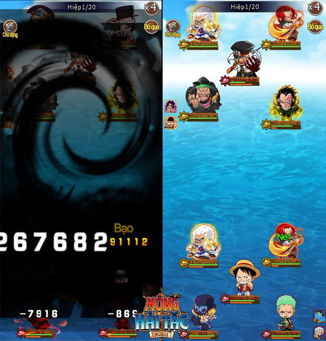 """Cùng Luffy """"Mũ Rơm"""" săn lùng kho báu One Piece trong game mới - Mộng Hải Tặc Mobile - Ảnh 6."""