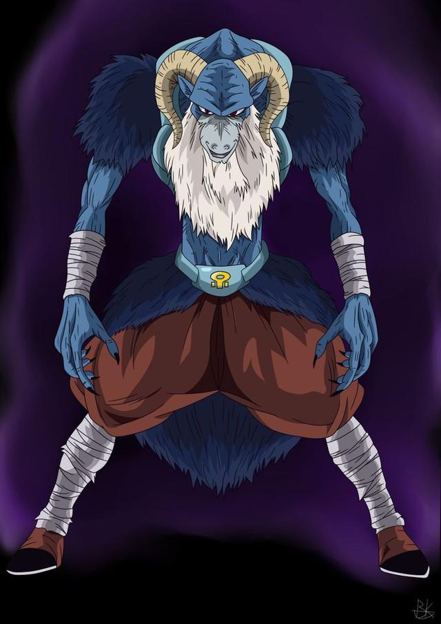 Loạt tranh cực đỉnh về nam thần Moro - kẻ phản diện nguy hiểm bậc nhất trong Dragon Ball Super - Ảnh 3.