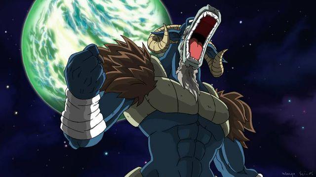 Loạt tranh cực đỉnh về nam thần Moro - kẻ phản diện nguy hiểm bậc nhất trong Dragon Ball Super - Ảnh 2.