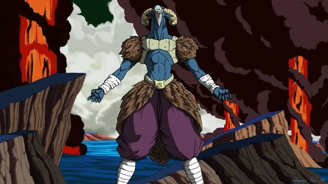 Loạt tranh cực đỉnh về nam thần Moro - kẻ phản diện nguy hiểm bậc nhất trong Dragon Ball Super - Ảnh 4.