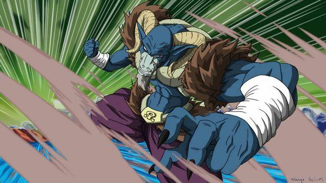Loạt tranh cực đỉnh về nam thần Moro - kẻ phản diện nguy hiểm bậc nhất trong Dragon Ball Super - Ảnh 5.