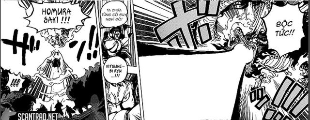Dự đoán One Piece chap 992: Marco trợ giúp Cửu Hồng Bao đánh Kaido, Queen tung đòn hạ sát X-Drake? - Ảnh 2.