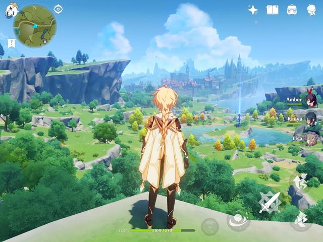Mở màn Quý 4 với 2 pha dội bom gây chấn động làng game: Siêu phẩm đồ họa Nghịch Mệnh Sư và hiện tượng Genshin Impact - Ảnh 3.