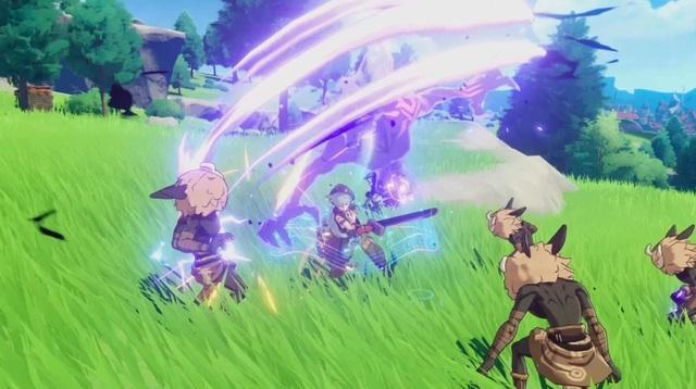 Mở màn Quý 4 với 2 pha dội bom gây chấn động làng game: Siêu phẩm đồ họa Nghịch Mệnh Sư và hiện tượng Genshin Impact - Ảnh 4.