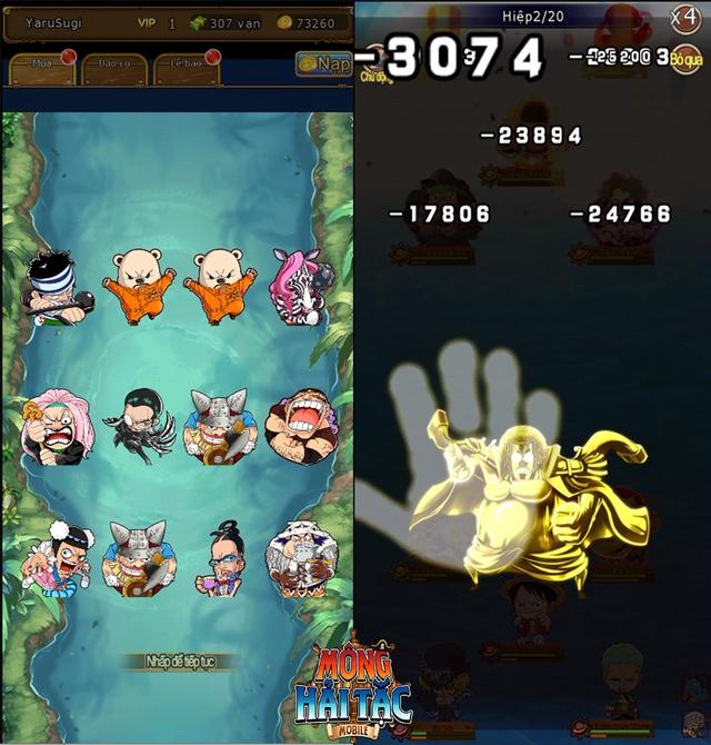 """Cùng Luffy """"Mũ Rơm"""" săn lùng kho báu One Piece trong game mới - Mộng Hải Tặc Mobile - Ảnh 3."""