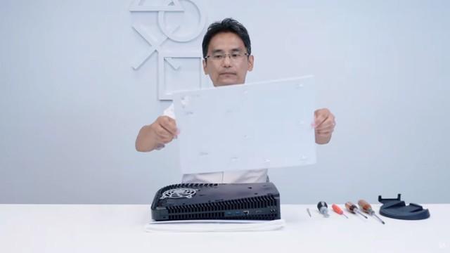Toàn cảnh mổ bụng PS5 đầu tiên trên thế giới - Ảnh 5.