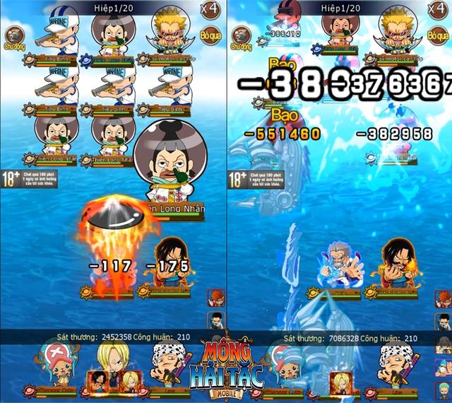 """Cùng Luffy """"Mũ Rơm"""" săn lùng kho báu One Piece trong game mới - Mộng Hải Tặc Mobile - Ảnh 8."""