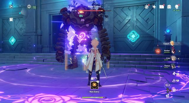 Genshin Impact: Làm thế nào để săn hạThủ Vệ Di Tích - Boss phiền phức nhất người chơi phải đối mặt? - Ảnh 4.