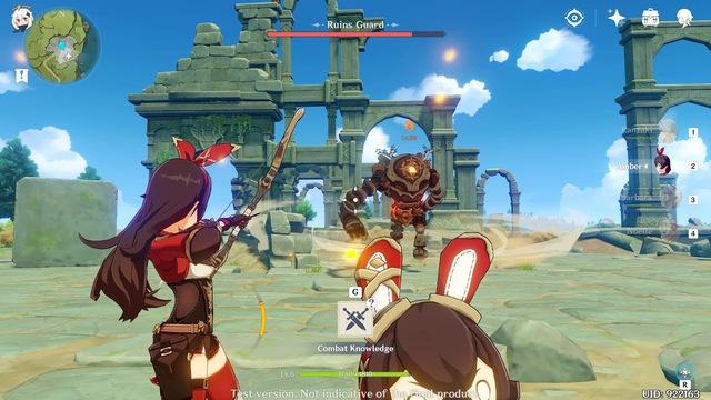 Genshin Impact: Làm thế nào để săn hạThủ Vệ Di Tích - Boss phiền phức nhất người chơi phải đối mặt? - Ảnh 3.