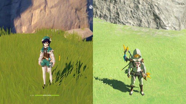 Game thủ Legend of Zelda kỳ cựu đánh giá như thế nào về Genshin Impact? - Ảnh 1.
