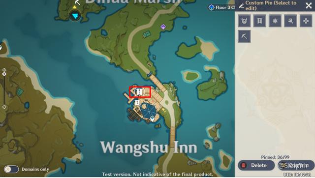 [Genshin Impact] Hướng dẫn tọa độ một số nhiệm vụ ẩn hiếm có khó tìm - Ảnh 9.