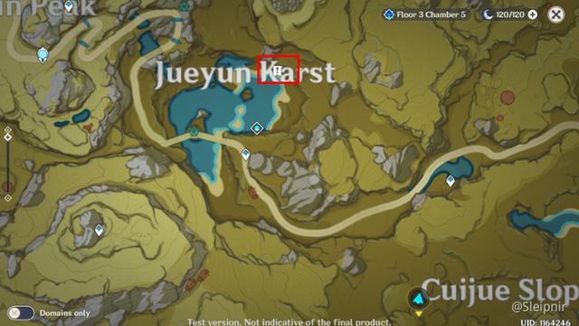 [Genshin Impact] Hướng dẫn tọa độ một số nhiệm vụ ẩn hiếm có khó tìm - Ảnh 25.
