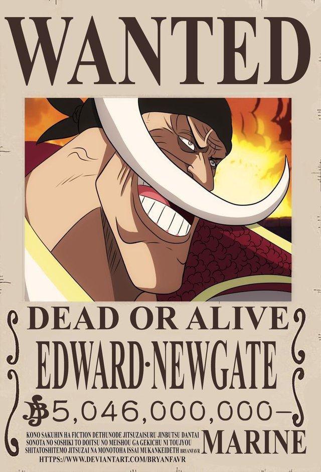 One Piece: 5 mốc tiền truy nã mà Luffy sẽ phải vượt qua sau chap 1000 - Ảnh 6.