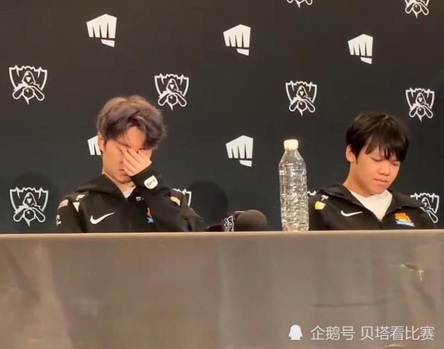 SwordArt bật khóc ngay trong buổi họp báo, đội trưởng của Suning gửi lời cảm ơn vì sự cổ vũ của khán giả tại Sân vận động Phố Đông cũng như xin lỗi vì đã thi đấu không tốt trong trận Chung kết
