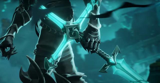 Nó trùng khớp với biểu tượng trên thanh kiếm của Vua Vô Danh trong trailer mới nhất