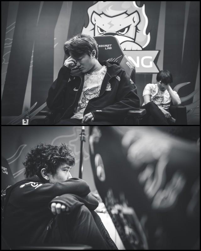 """Những bức ảnh được đăng tải bởi LOL Esports kèm theo caption: """"Hành trình của họ sẽ chưa dừng lại"""""""