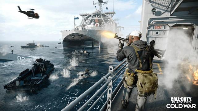 Yêu cầu RTX 3080 và 250GB, CoD: Black Ops Cold War trở thành tựa game bắn súng nặng nhất lịch sử - Ảnh 1.