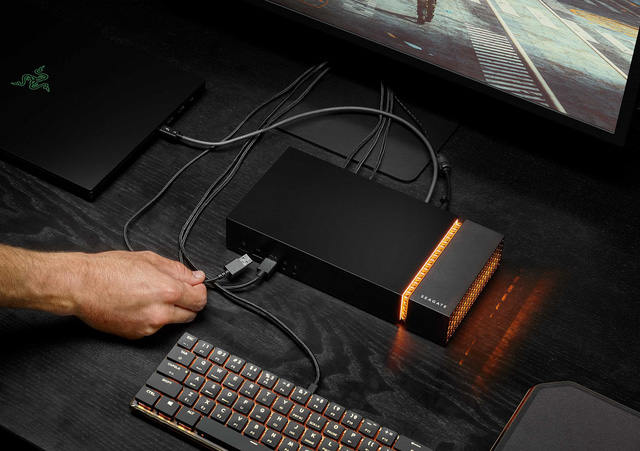 Seagate ra mắt ổ cứng gaming FireCuda: Cực nhanh cho game thủ - Ảnh 3.
