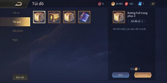 Sốc! Garena tặng toàn bộ tướng và skin Liên Quân Mobile cho hàng trăm game thủ, thậm chí trúng cả SH - Ảnh 2.