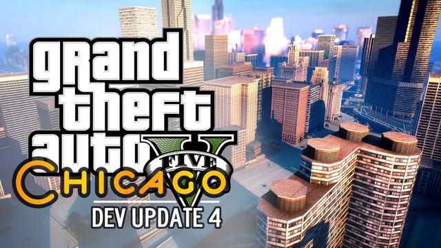 Bê nguyên thành phố Chicago vào GTA 5, ý tưởng điên khùng cuối cùng cũng sắp thành hiện thực - Ảnh 2.