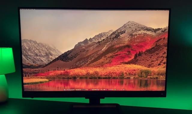 Đánh giá BenQ EW3280U, mẫu màn hình 4K cho trải nghiệm tuyệt vời khi giải trí, làm việc và chơi game - Ảnh 2.