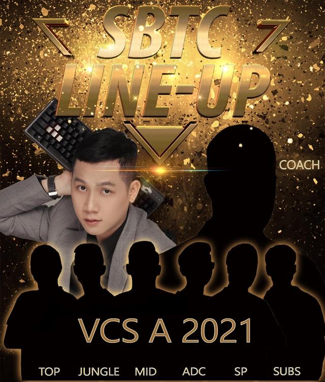 Thầy Giáo Ba xác nhận việc chuẩn bị thành lập đội tuyển tham dự VCS 2021