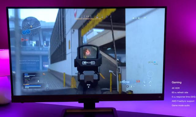 Đánh giá BenQ EW3280U, mẫu màn hình 4K cho trải nghiệm tuyệt vời khi giải trí, làm việc và chơi game - Ảnh 11.