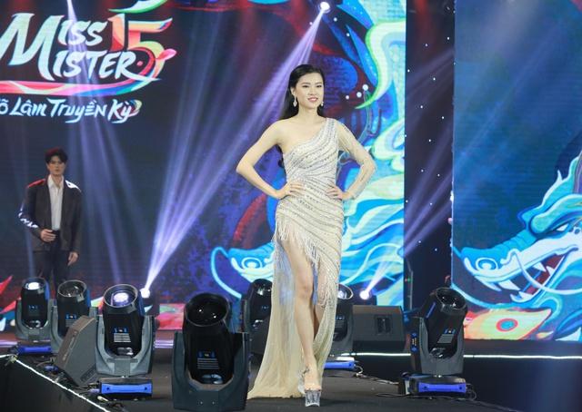Gặp gỡ Á Quân 1 Min Chu Nhật Phương: Nàng thí sinh gây thương nhớ của Miss & Mister VLTK 15 - Ảnh 4.